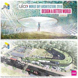 [SA]² Celebrates World Architecture Day!!!