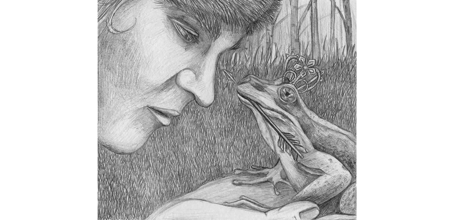 Folklore character- Tsarevna Frog