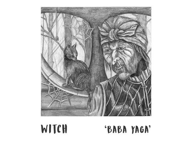 Folklore character- Baba Yaga