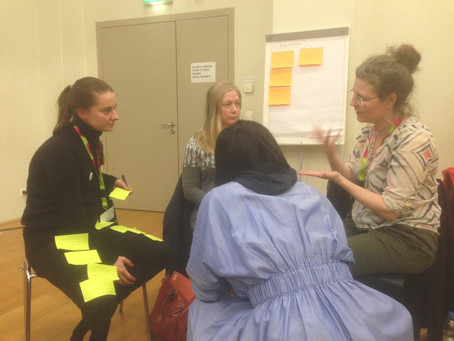 Kedja Networking Meeting with The Workroom @ Made In Potsdam festival, Germany
