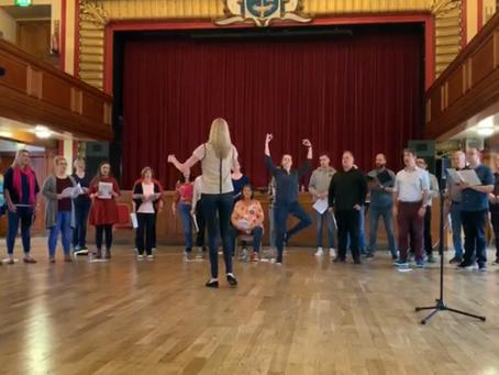 SCOTLAND'S CHOIR ALBA @ Eurovision Choir of the Year, Gothenburg 2019