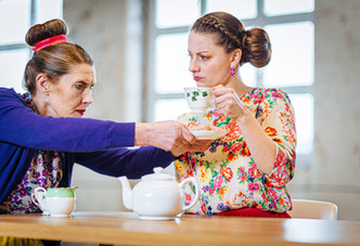 Loose Leaf Tea, Barrowland Ballet