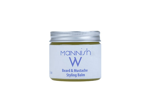 Beard and Mustache Styling Balm