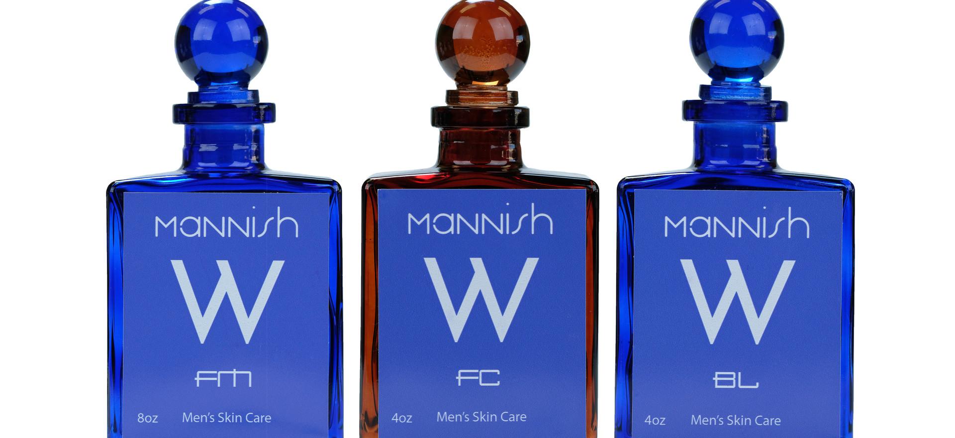 Mannish Trio