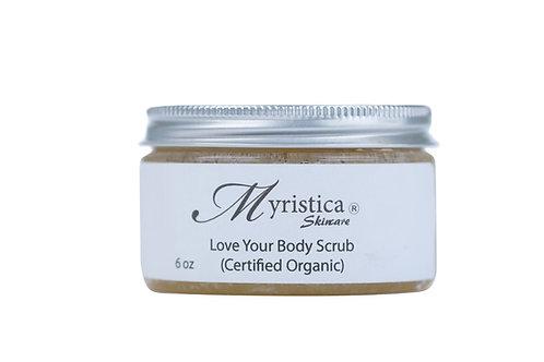 Love Your Body Scrub