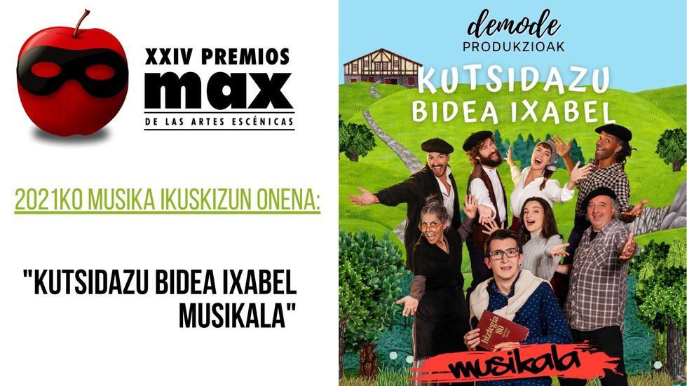 ganadores MAX