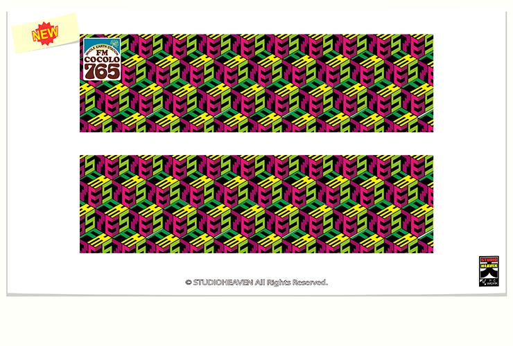 ステッカーデザイン3 / Sticker3