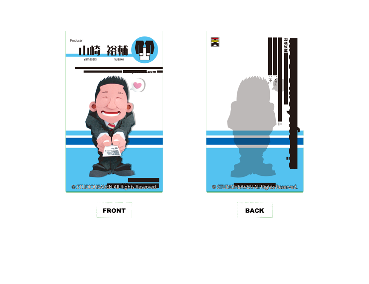 オリジナル名刺05 / Original business card05