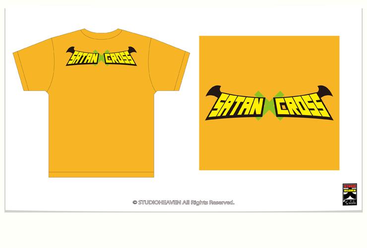 Tシャツデザイン(裏)3 / Original Tーshirt3
