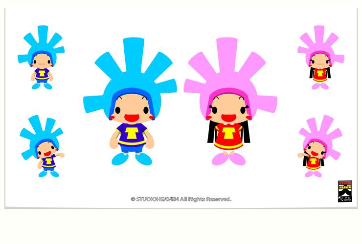 ツクルくん&ツクリちゃん / Tsukuru&Tsukuri