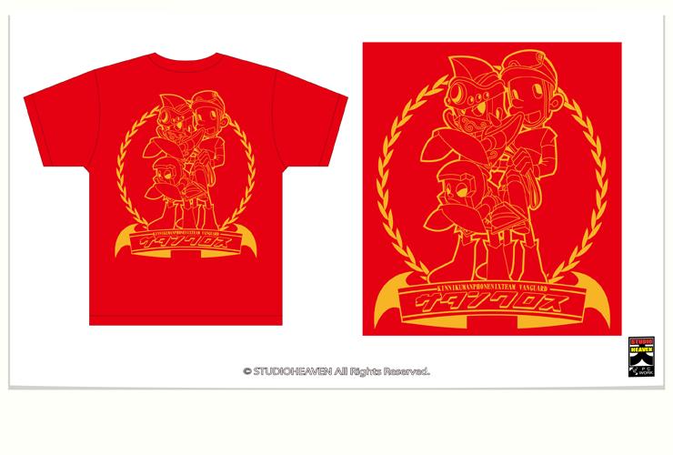 Tシャツデザイン(裏)1 / Original Tーshirt1