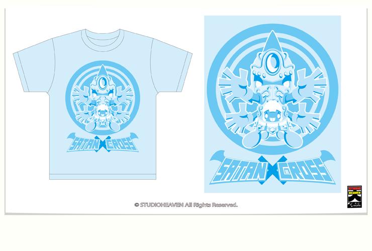 Tシャツデザイン(表)2 / Original Tーshirt2