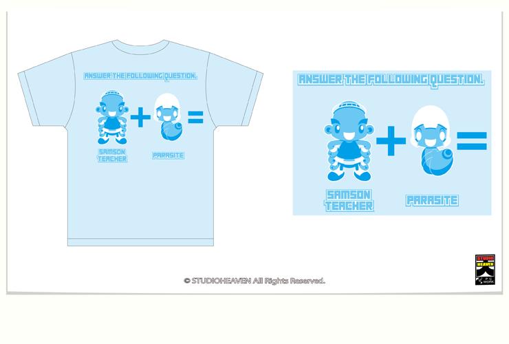 Tシャツデザイン(裏)2 / Original Tーshirt2