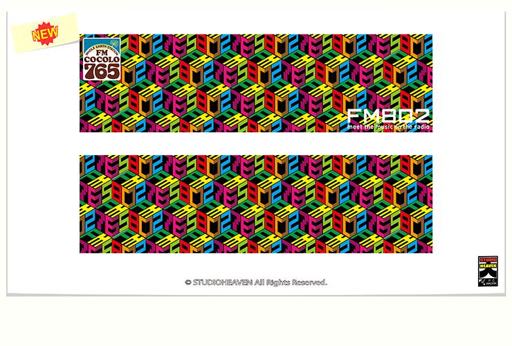 ステッカーデザイン1 / Sticker1