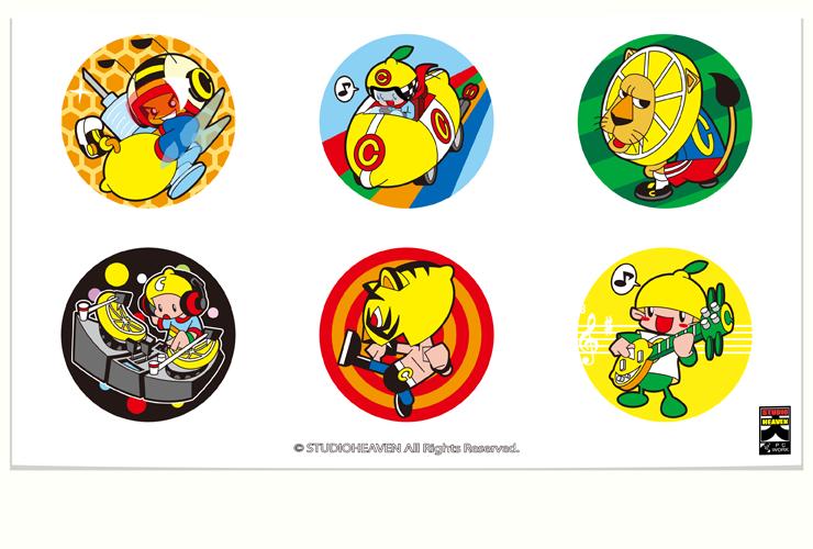 CCレモンオリジナルキャラデザインサンプル / Work02