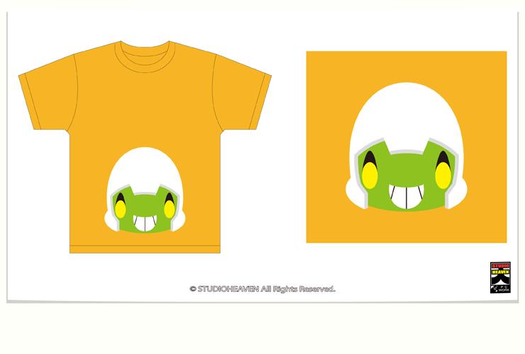 Tシャツデザイン(表)3 / Original Tーshirt3