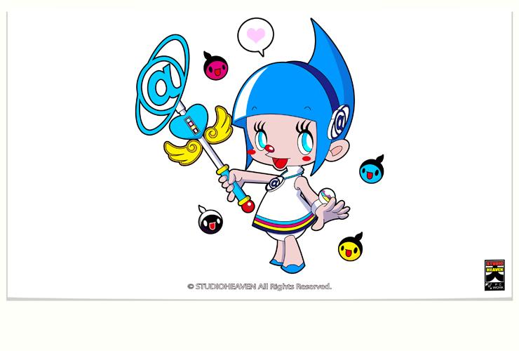 魔女っ子 / Witch child