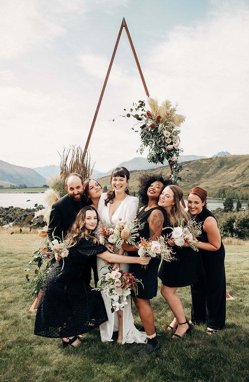 Wedding Ceremony Wanaka
