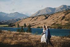 Bride and Groom Dublin Bay