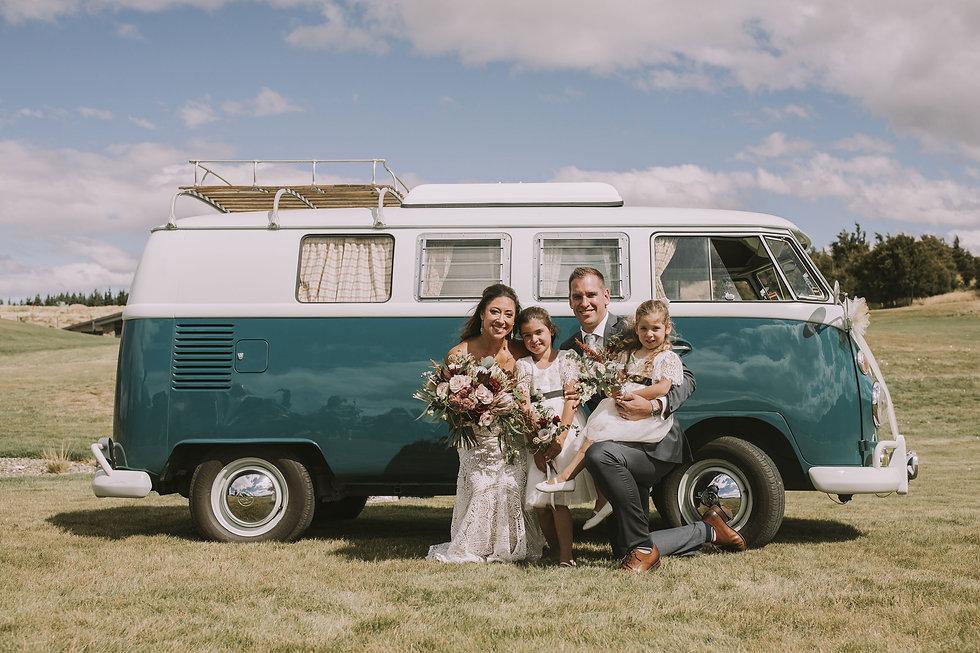 Family Wedding Wanaka
