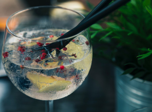 Level 2- Keep your Gin Up.