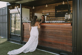 Bride Container Bar