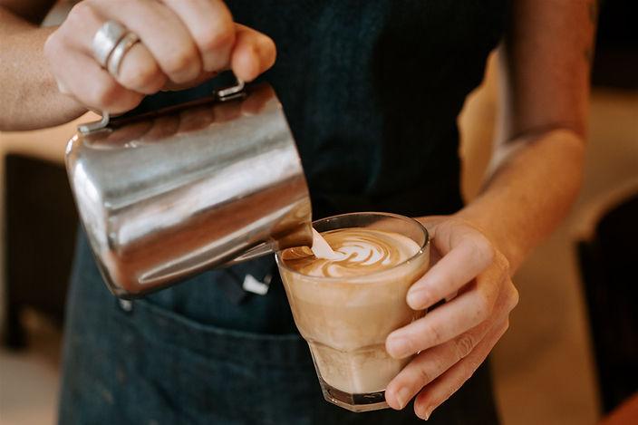 Cafe Coffee Wanaka