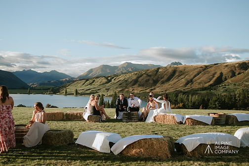 Wedding Reception Wanaka