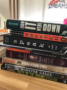 becoming a reader: choice, support, time to read, and most importantly communication