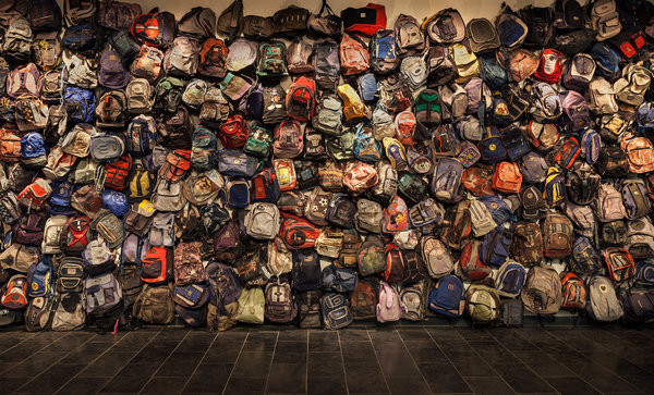 Write About This!: For Migrants Headed North, the Things they Carried to the End