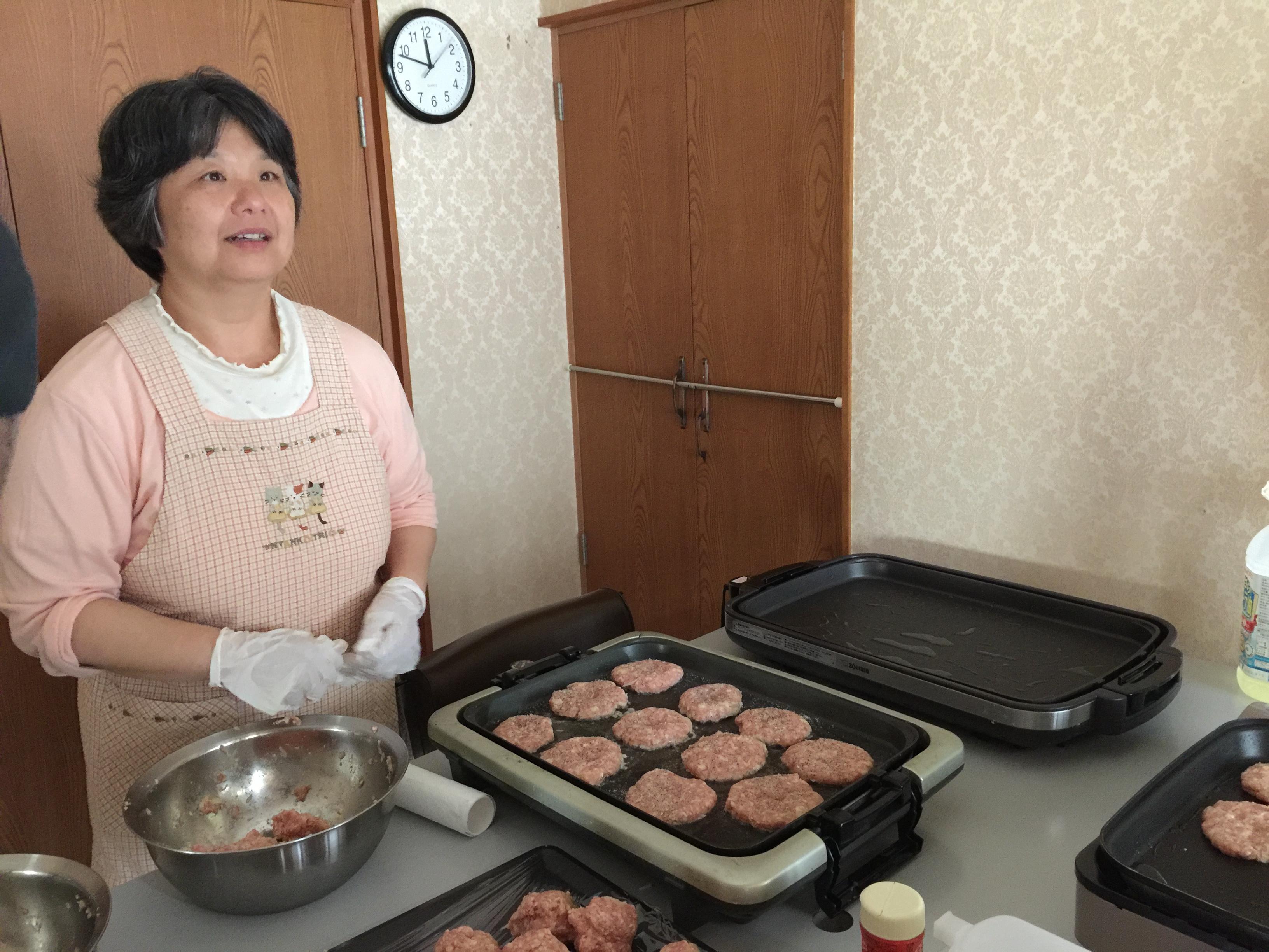 調理の女王