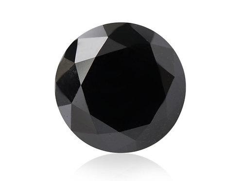 Vente en ligne diamant noir 2 carats certificat GIA