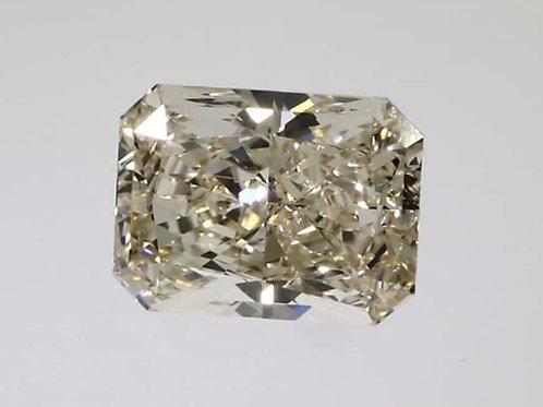 Diamant de couleur champagne 2.49 carats