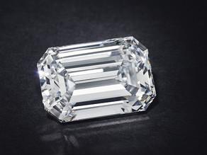 Christie's offre un diamant de couleur D (vente en ligne)