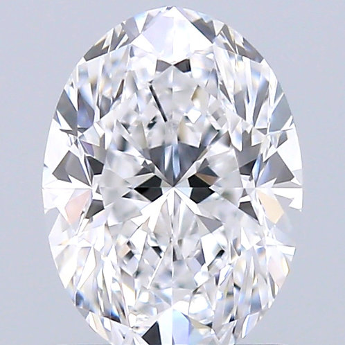 3 carat oval cut diamond G color VS2 quality