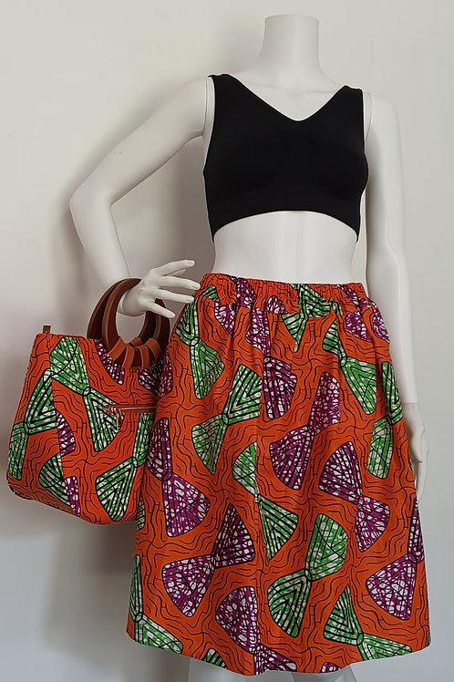 Timer Short Skirt