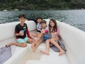 Crianças à bordo