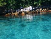 Transparência da Lagoa Azul