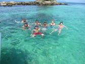Los hermanos nas Ilhas Botinas