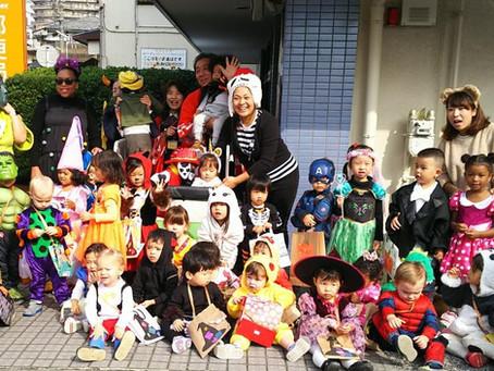 2019ハロウィン~よこすか保育園~