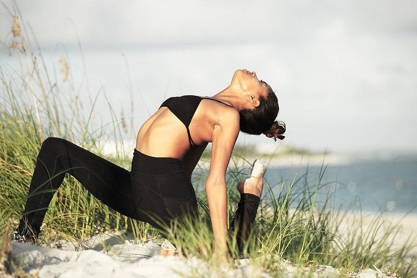 lizzie foster private yoga
