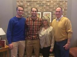 DeWind Family Photo