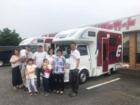 Customer'sVoice|レンタキャン成田国際空港店