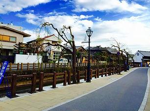 千葉県成田市佐原の小江戸街並み|Narita Japan