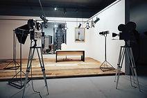 set de filmación
