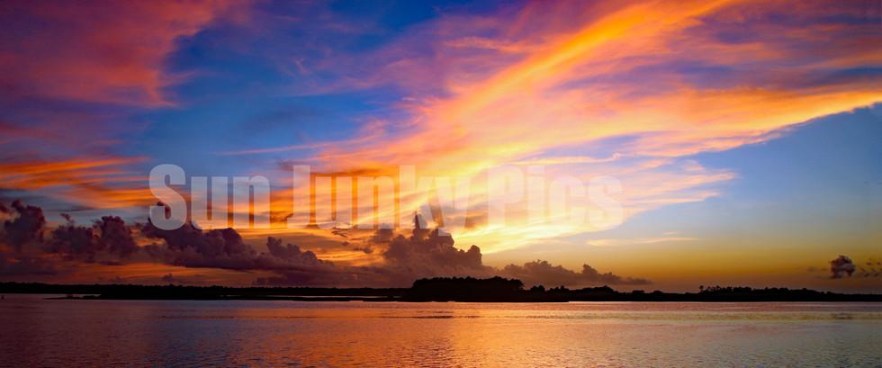 Cape Fear Sunset
