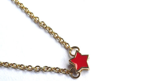 "Kid Bracelet ""Red Star"""