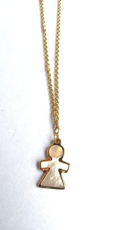 "Necklace ""Girl"""