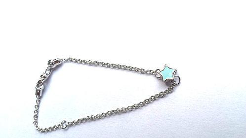 """Kid Bracelet """"Blue Star"""""""