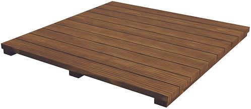 Výplň pro nástavbový rám stolu z akátového dřeva